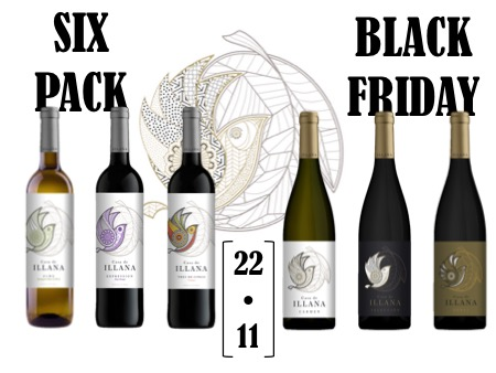 Illana-six-pack-wine-BlackFriday