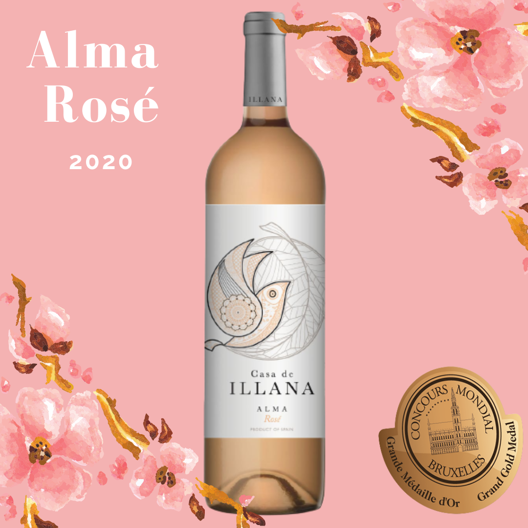 Casa de Illana Alma Rosé 2020